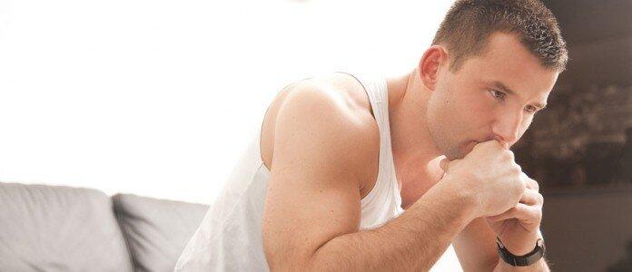 Выделения белого цвета у мужчин